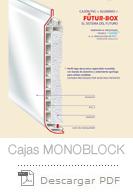 Cajas de persianas Monoblock La Viuda